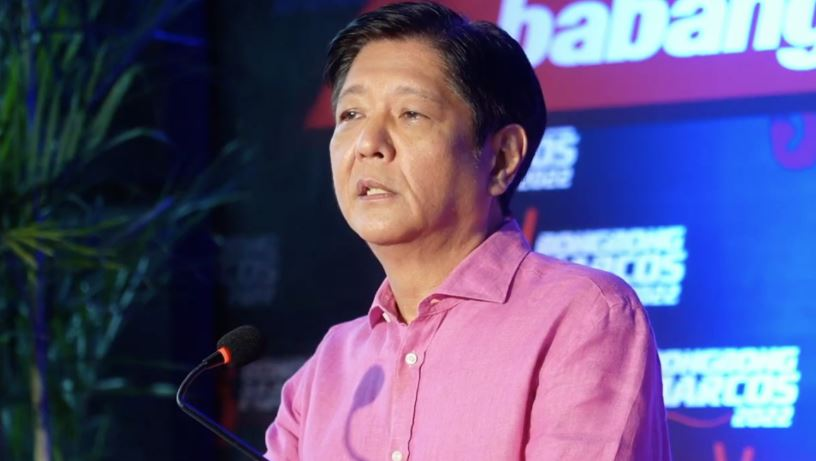 Bongbong Marcos to run for president in 2022