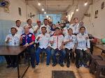 Dewan Pimpinan Pusat Gerakan Advokat & Aktivis Gelar Rapat Harian di Rotbar New Normal Jakarta Pusat