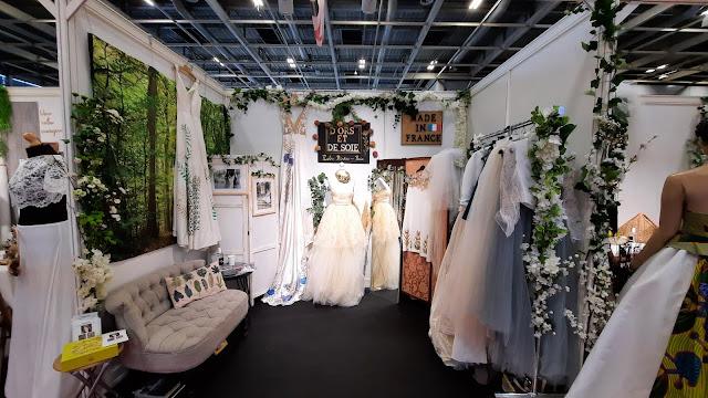 Salon du mariage, robes de mariées D'Ors et de Soie