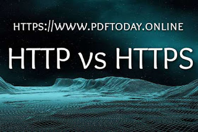 What is the difference between HTTP and HTTPS?