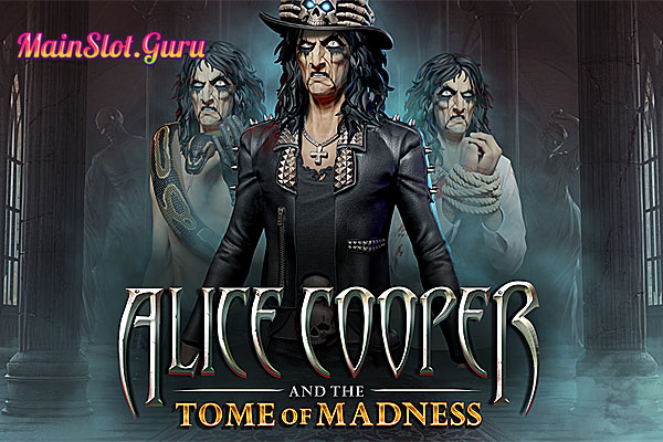 Main Gratis Slot Demo Alice Cooper And The Tome Of Madness Play N GO