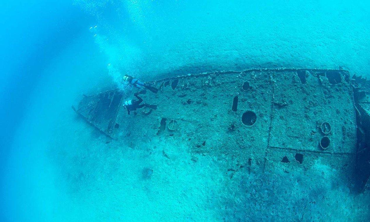 Turquia inaugura 'Parque Submarino', um museu dedicado à Primeira Guerra Mundial