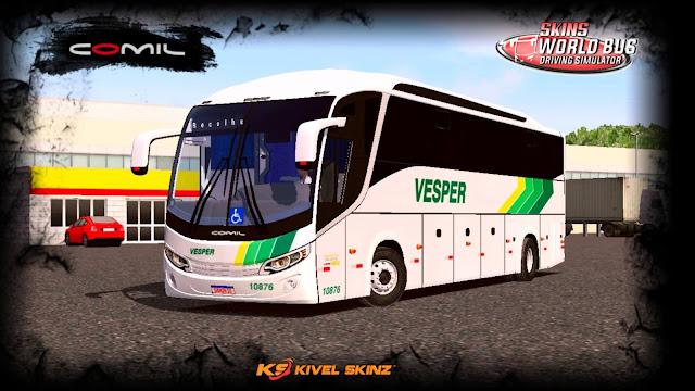 COMIL 1200 4X2 - VIAÇÃO VESPER TRANSPORTES