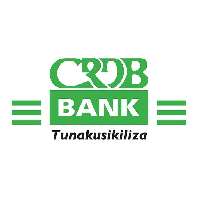 5 Intern Opportunities at CRDB Bank Tanzania