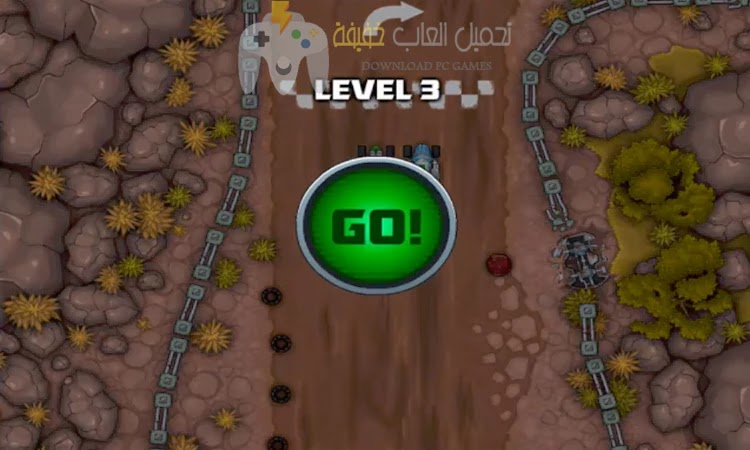 تحميل لعبة Drift Raiders للكمبيوتر برابط مباشر