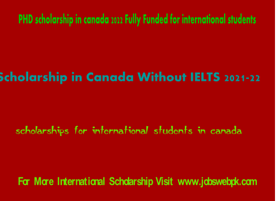 phd-scholarship-in-canada-2022-fully-funded