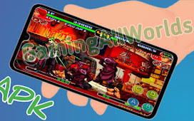 The King Of Fighters 97 Iori 14 Game Android APK