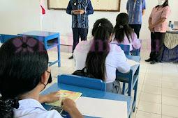 Pembelajaran Tatap Muka di Tanimbar Mulai Jalan 1 November 2021
