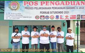 Pengembalian Dana PEN Kabupaten Situbondo, Menjadi Perhatian Khusus Bagi Komunitas Sindikat