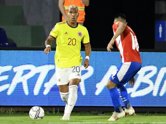 Confirmada la fecha y hora del encuentro entre Colombia y Paraguay en Barranquilla, por las Eliminatorias Mundialistas