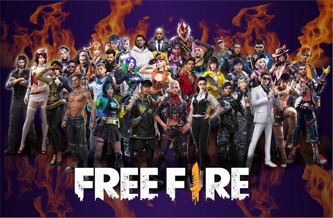 Gambar Keren FF - Wallpaper HD Free Fire