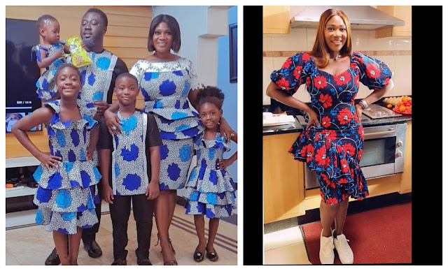 Mercy Johnson reacts as her Mother-in-law demands for another male child (Video)