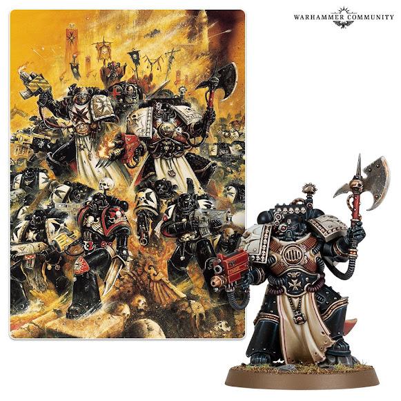Castellano Templarios Negros