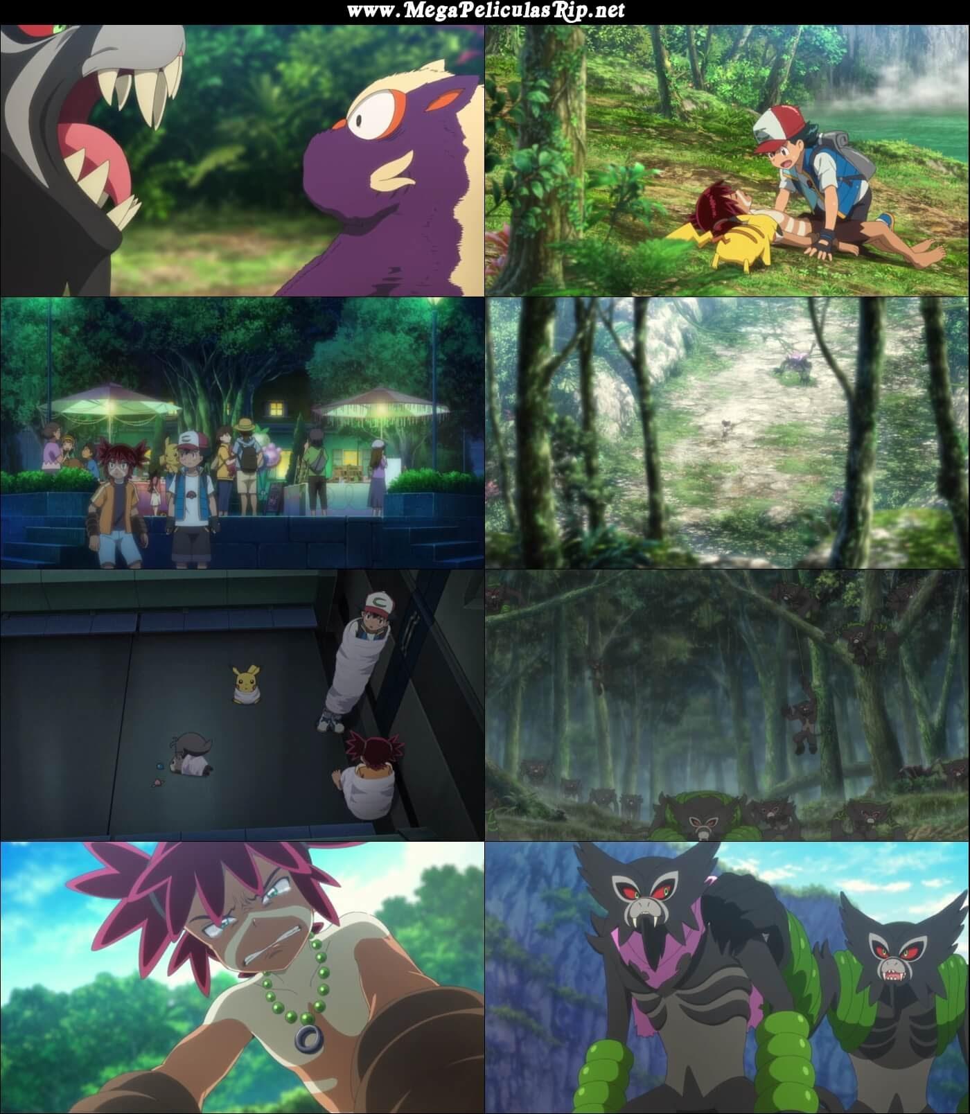 Pokemon Los Secretos De La Selva 1080p Latino