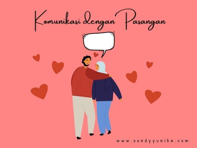 komunikasi dengan pasangan