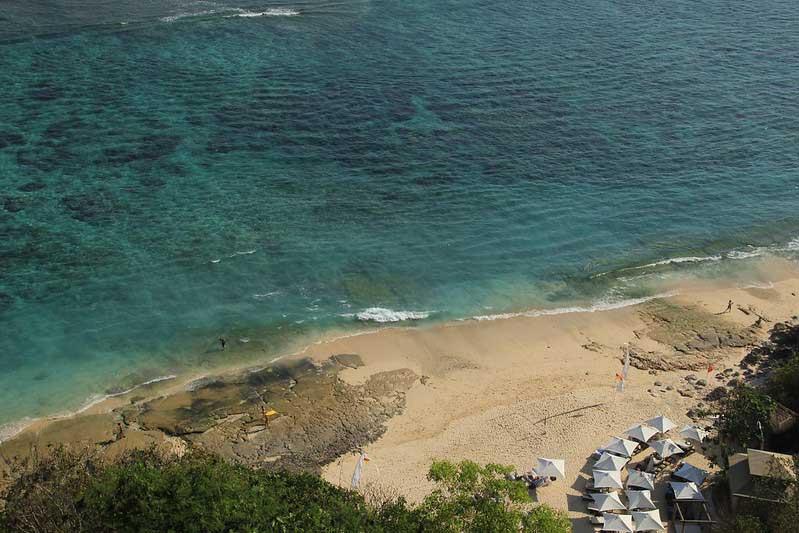 Fasilitas Wisata Karma Kandara Beach Bali