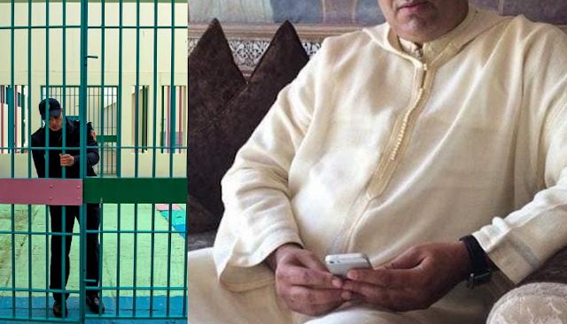 بتهمة التلبس بتسلم مبلغ 40 مليون سنتيم .. برلماني يقضي ليلته الأولى في السجن
