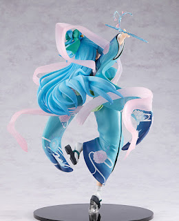 KonoSuba: God's Blessing on this Wonderful World! Legend of Crimson – Aqua: Oiran Ver. KDcolle PVC figure by KADO