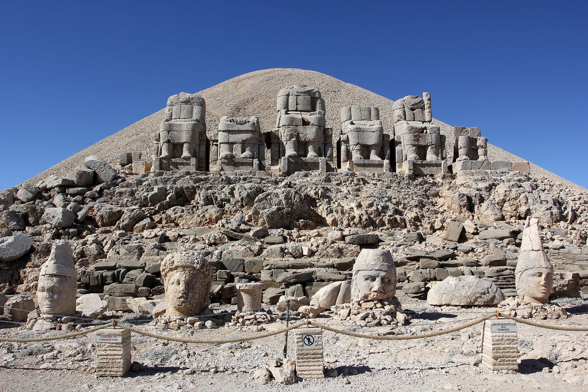 Mount Nemrut Turkey