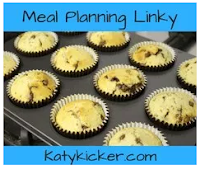 Meal planning linky