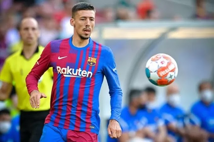 Newcastle asking after Barcelona's Clement Lenglet