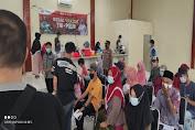 Polsek Cikande Fokuskan Vaksinasi di Desa-desa yang Melaksanakan Pilkades Serentak 2021