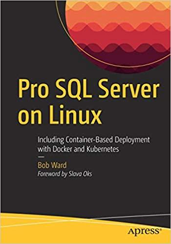 Pro SQL Server on Linux in pdf