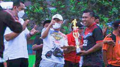 PPDI Kabupaten Magelang Gondol Tropeo Mercy Cup