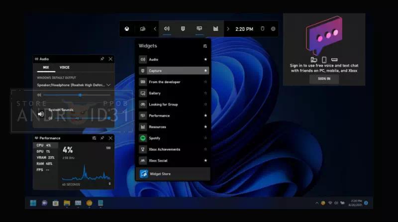 Cara Screenshot di Windows 11