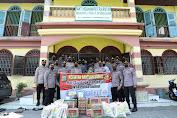 Korps SIP Angkatan ke 50 WSA Polda Sumut Salurkan Bantuan Sembako ke Panti Asuhan