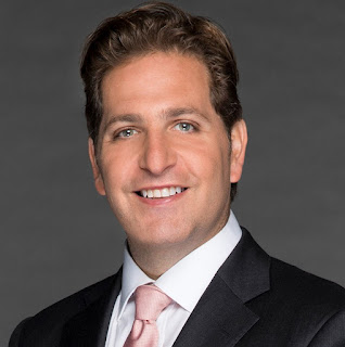 American Sportscaster & Author, Peter Schrager