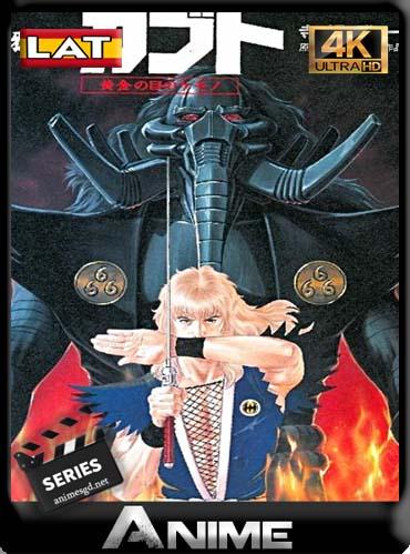 Raven Tengu Kabuto (1992) Latino4K [2160p] UHD HDR [GoogleDrive] DizonHD