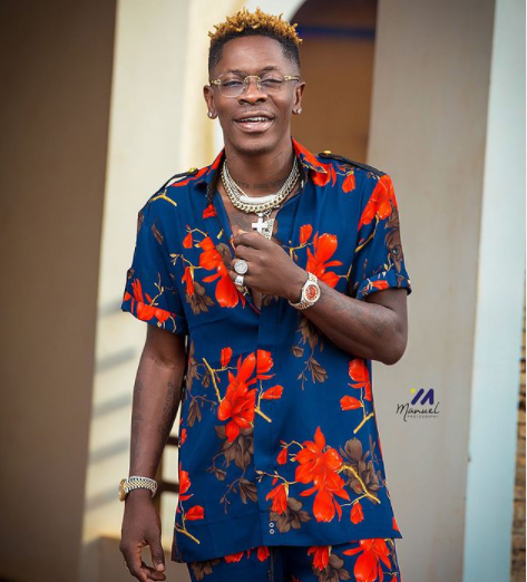 Shatta Wale Arrested After He Was Shot By Unknown Gunmen