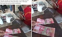 Uang Palsu Pecahan Rp100rb Beredar di Nanga Mahap Sekadau