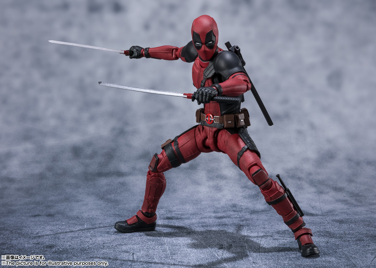 Figura Deadpool