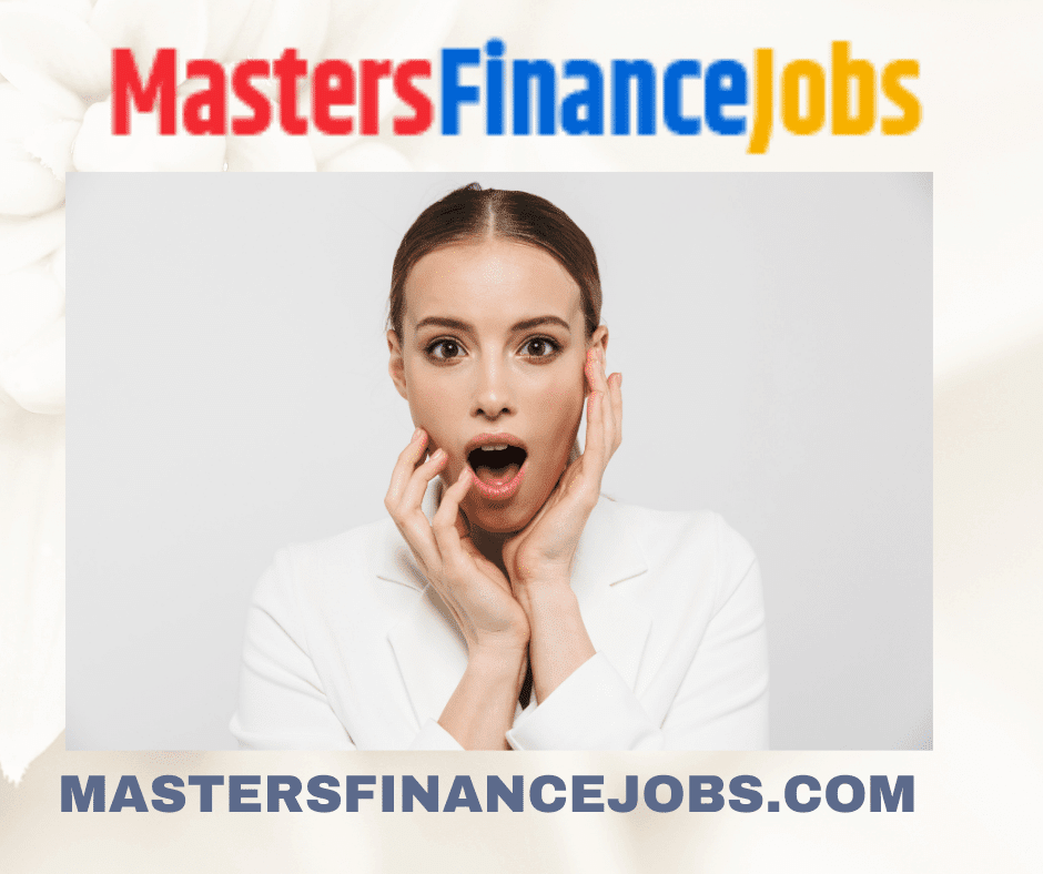 MBA Finance Entry Level Jobs - Are They Out There?, mba finance entry level jobs, Masters Finance Jobs