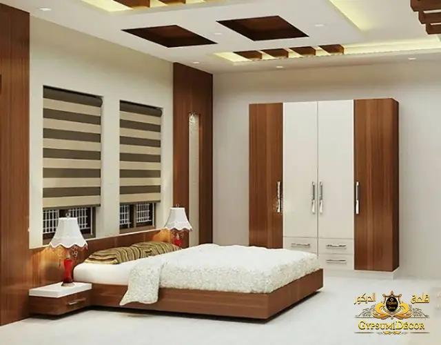 الوان دهانات لغرف نوم بسيطة