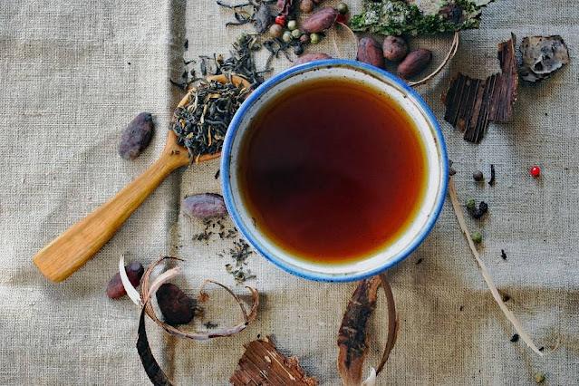 Healing Powers of Tea
