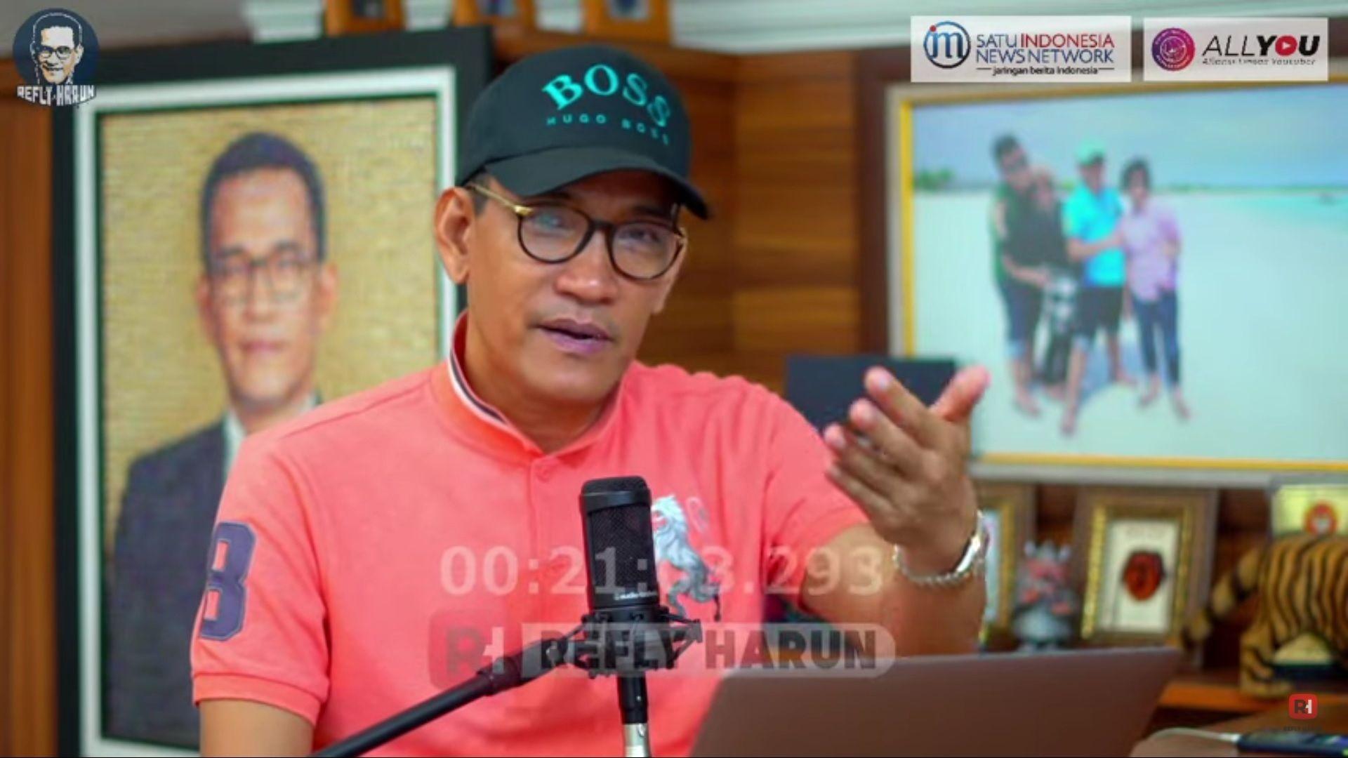 Heran Brigjen Junior Dipecat Gegara Bela Rakyat, Refly Harun: Letjen Dudung Perangi Warga Sipil Malah Dapat Promosi