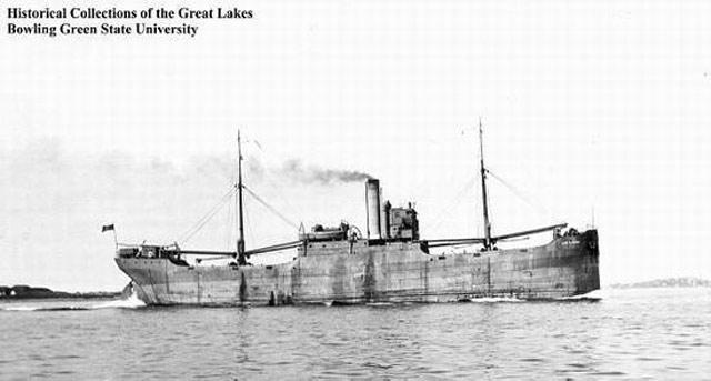 US freighter Velma Lykes, sunk 5 June 1942 worldwartwo.filminspector.com