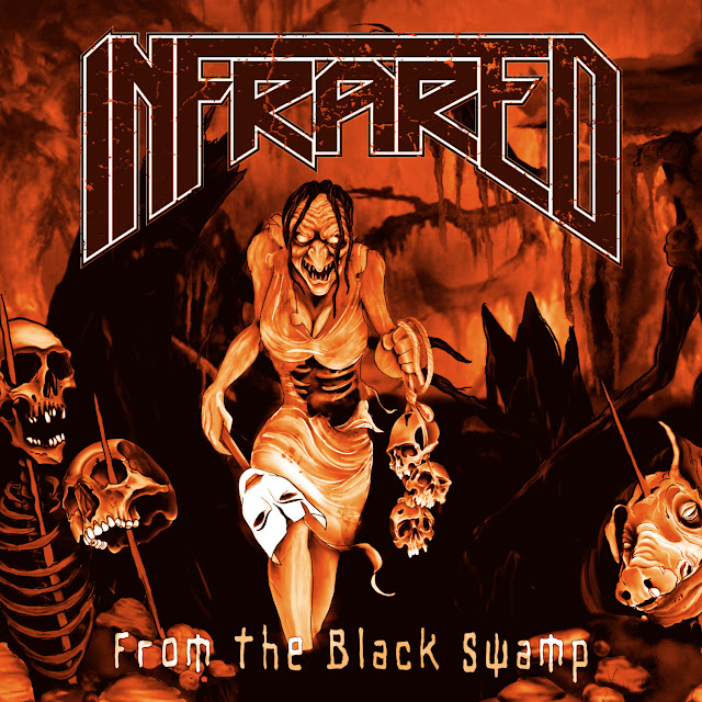 Behind The Artworks: Infrared - From The Black Swamp (2021)