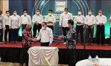 Terpilih Menjadi Ketua DPK Apindo Ketapang, Antonius Lemen Siap Besinergi Dengan PEMKAB