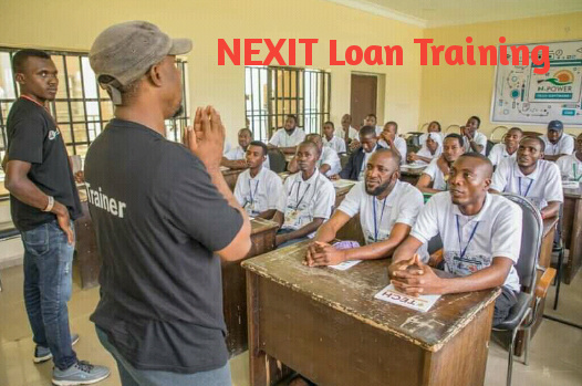 NEXIT Loan: Is there any date for the Batch A and B NEXIT Loan Training