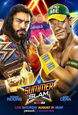 WWE SummerSlam 2021 PPV 720p WEBRip Download