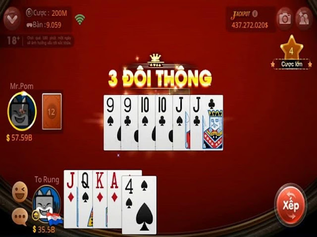 Top những game bài kiếm tiền thật được nhiều người chơi online nhiều nhất hiện nay