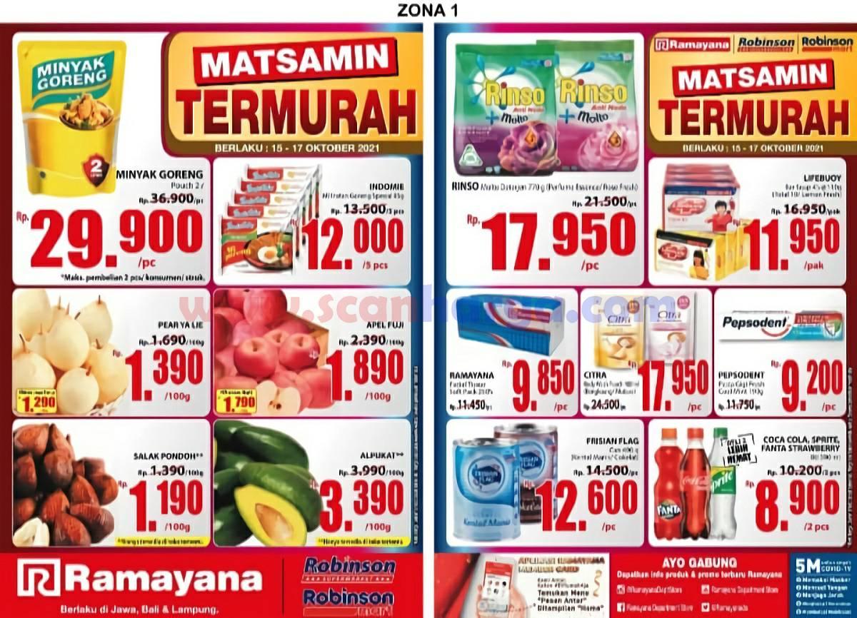 Katalog Spar Promo Terbaru Periode 15 - 17 Oktober 2021