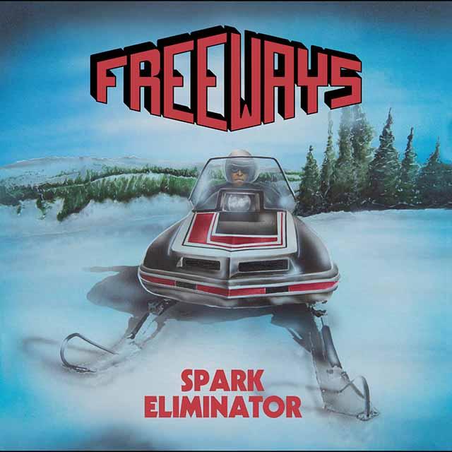 """Το ep των Freeways """"Spark Eliminator"""""""