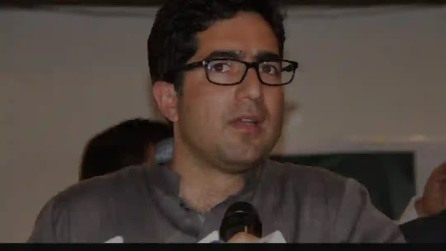 Former IAS Officer Shah Faesal may Become Advisor to the Lieutenant Governor of Jammu and Kashmir