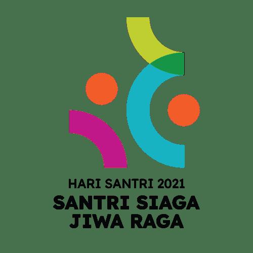 logo hari santri nasional 2021