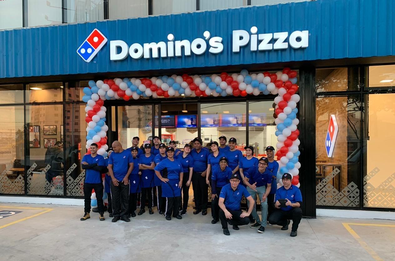 vagas dominus pizza fortaleza